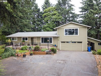 Oregon City Single Family Home For Sale: 15485 S Hill Valley Ln