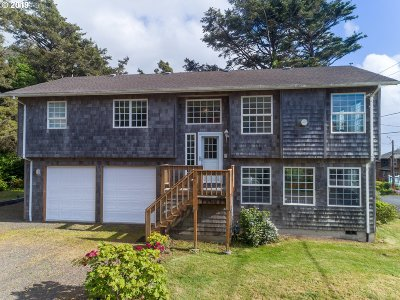 Cannon Beach Single Family Home For Sale: 2539 S Hemlock St