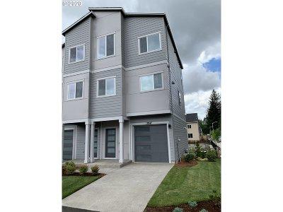 Beaverton Single Family Home For Sale: 17859 SW Rudolph Ln