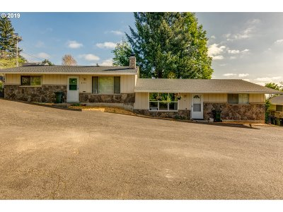 Clackamas County Multi Family Home Pending: 4493 Riverview Ave