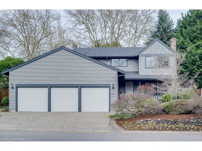 Wilsonville Single Family Home For Sale: 8625 SW Miami