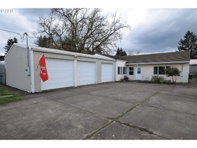 Dayton Single Family Home For Sale: 100 9th St