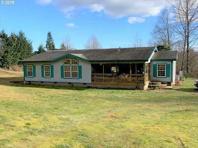 Cowlitz County Single Family Home For Sale: 179 Wildlife Dr