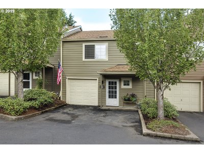 Tualatin Single Family Home For Sale: 7191 SW Sagert St #105