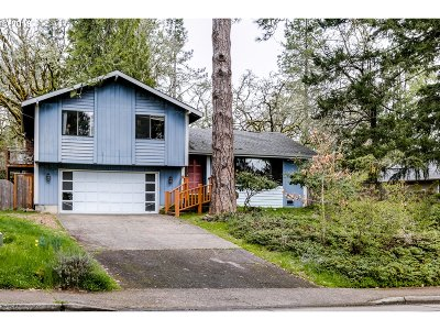 Eugene Single Family Home For Sale: 4450 Fox Hollow Rd