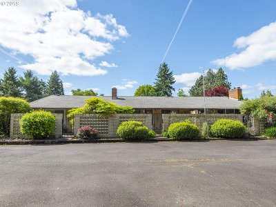 Beaverton Multi Family Home For Sale: 3585 SW 104th Ave