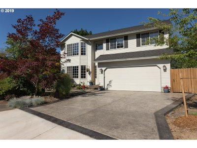Tigard Single Family Home For Sale: 13281 SW Tamera Ln