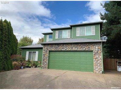 Salem Single Family Home For Sale: 4775 NE Mehama Loop
