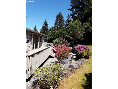 Coquille Single Family Home For Sale: 325 S Vernon St