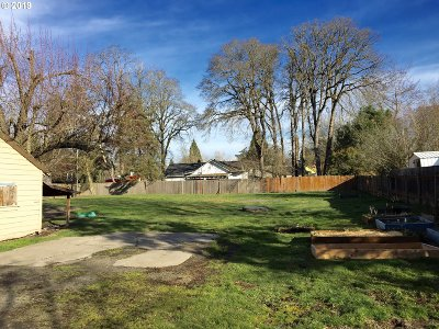 Beaverton Residential Lots & Land For Sale: 2640 SW 185th Ave