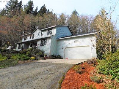 Yacolt Single Family Home For Sale: 18820 NE Sunrise Ln