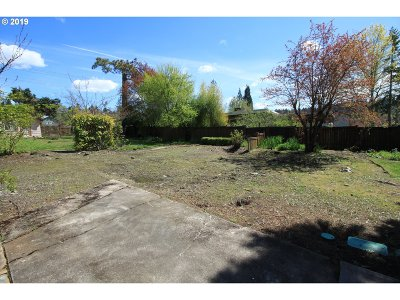 Eugene Residential Lots & Land For Sale: 2465 Friendly St