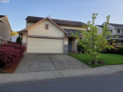 Single Family Home For Sale: 16432 SW Radford Ln