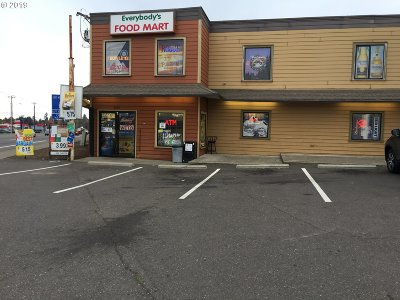 Tigard, King City, Sherwood, Newberg Commercial For Sale: 2113 Portland Rd