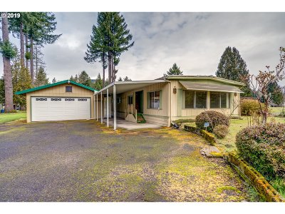 Woodland Single Family Home For Sale: 3252 Old Lewis River Rd