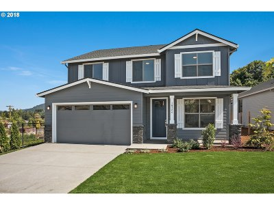 Happy Valley Single Family Home Pending: 10634 SE Morning Dew Rd #Lot30