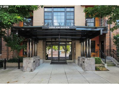 Portland Condo/Townhouse For Sale: 2350 NW Savier St
