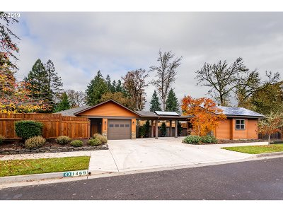 Eugene Single Family Home For Sale: 1469 Piper Ln