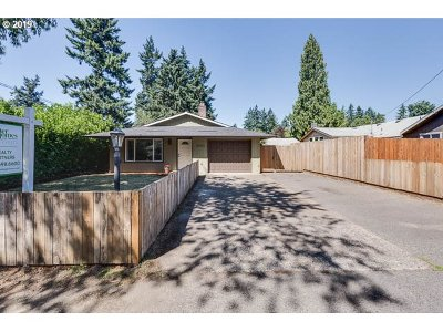 Happy Valley, Clackamas Single Family Home For Sale: 16031 SE Johnson Rd