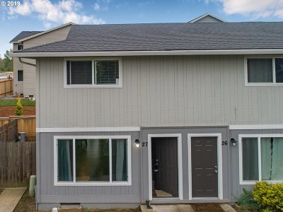 Single Family Home For Sale: 14655 SW 76th Ave #27
