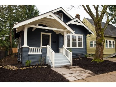 Single Family Home For Sale: 4903 NE 30th Ave