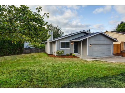 Beaverton Single Family Home For Sale: 240 SW Salix Ter