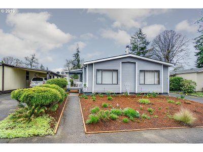 Vancouver Single Family Home For Sale: 14204 NE 10th Ave #24