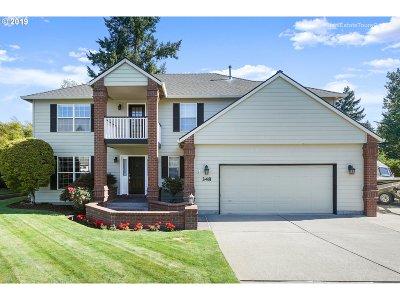 Hillsboro, Cornelius, Forest Grove Single Family Home For Sale: 348 SE 21st Pl