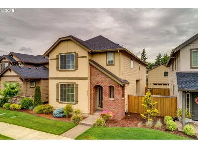 Wilsonville Single Family Home For Sale: 10171 SW Madrid Loop