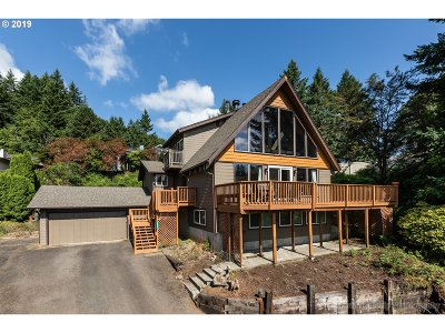 Single Family Home For Sale: 30099 Maple Dr