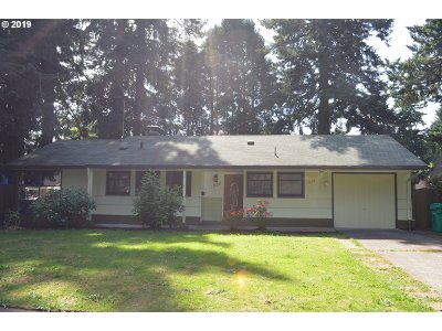 Single Family Home For Sale: 1229 NE 110th Ave
