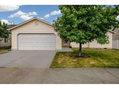 Battle Ground Single Family Home Bumpable Buyer: 1312 NW 19th Ct
