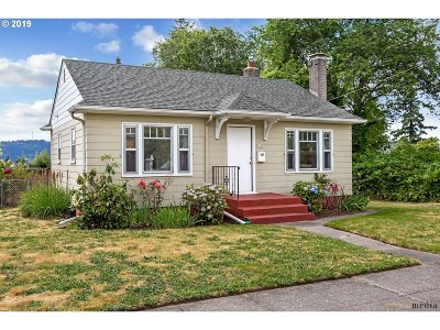 Single Family Home For Sale: 5205 SE 41st Ave