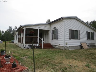 Umatilla County Single Family Home For Sale: 54720 Bingham Rd
