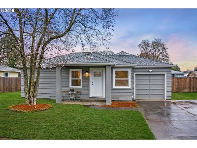 Happy Valley Single Family Home Pending: 8424 SE Cornwell Ave