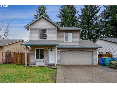 Vancouver WA Single Family Home For Sale: $324,900
