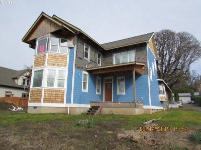 Single Family Home For Sale: 316 Mill St