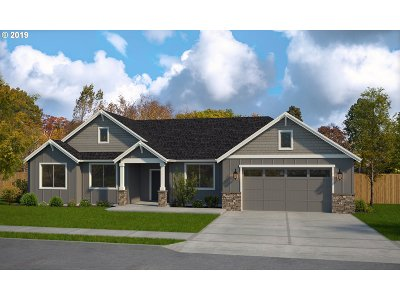 Canby Single Family Home Pending: 1146 S Willow St #Lot50