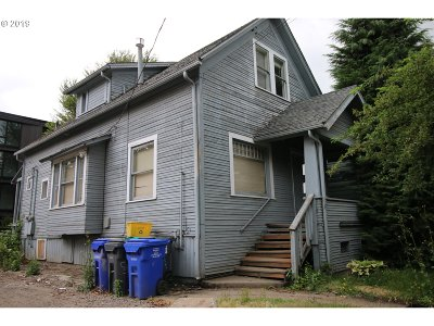 Multnomah County Multi Family Home For Sale: 2021 SE 12th Ave