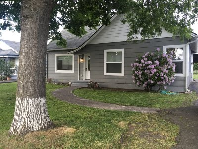 Springfield Single Family Home For Sale: 263 18th St