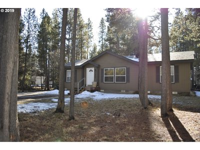 Bend Single Family Home For Sale: 55942 Wood Duck Dr