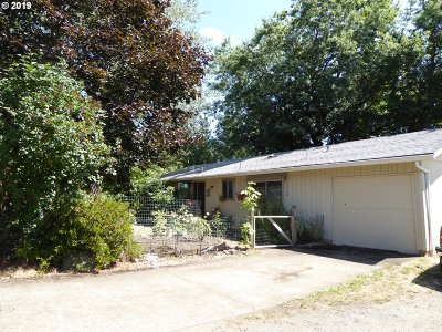 Oregon City Single Family Home For Sale: 19800 Jessie Ave
