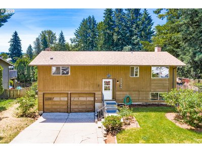 Oregon City Single Family Home For Sale: 19345 Whitney Ln