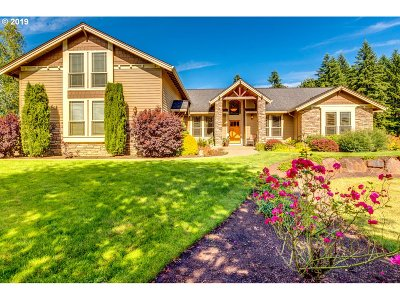 Camas Single Family Home For Sale: 519 NE 257th Ave