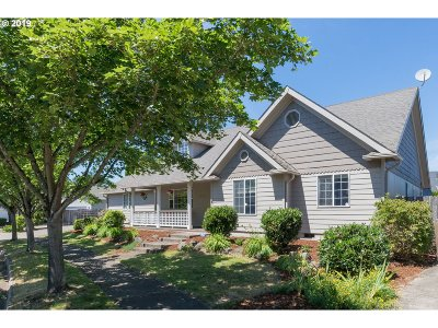Eugene Single Family Home For Sale: 3251 Twin Elms Dr