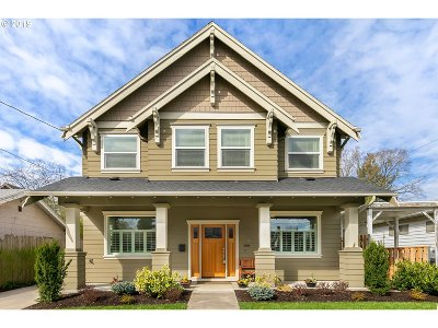 Cully, Beaumont-Wilshire, Hollywood, Rose City Park, Madison South, Roseway Single Family Home For Sale: 3627 NE 44th Ave