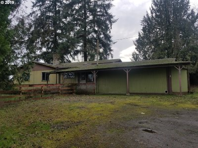 Yamhill Single Family Home For Sale: 8691 NW Clay Pit Rd