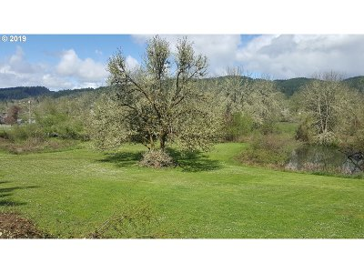 Sutherlin Residential Lots & Land For Sale: South Side Rd