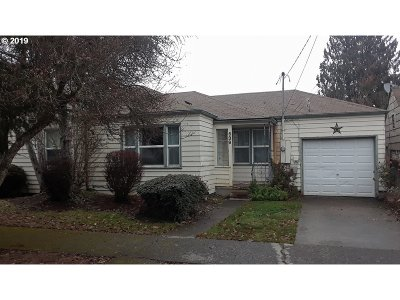McMinnville Single Family Home For Sale: 639 NE 7th St