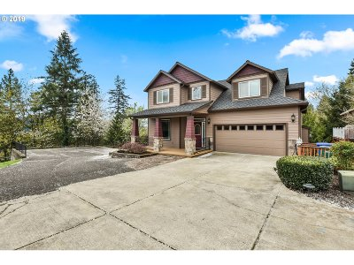 Clackamas Single Family Home For Sale: 15295 SE Mistwood Way